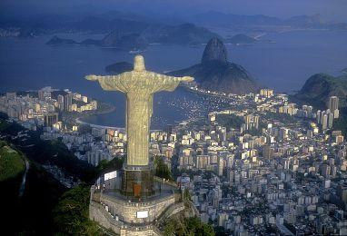 Рио де Жанейро - самба и боса нова фиеста