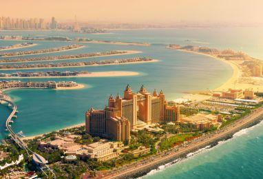 Ол инклузив на брега на морето в Дубай!
