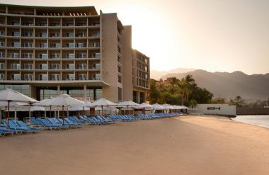 ▷ Хотел Kempinski Aqaba Beach Resort, Акаба