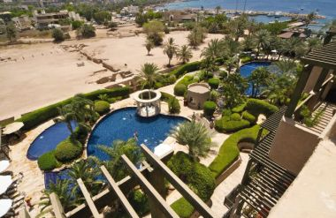 ▷ Хотел Moevenpick Resort & Residences Aqaba, Акаба
