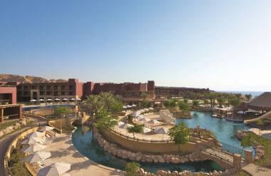 ▷ Хотел Movenpick Aqaba Tala Bay Beach Resort, Акаба