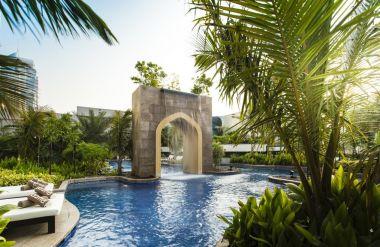 ▷ Новогодишни празници в Conrad Dubai - Hermes Holidays