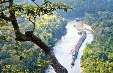 ▷ River Kwai Jungle Rafts - Hermes Holidays