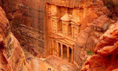 5 места, които да посетите в Йордания