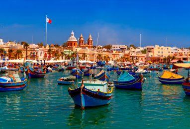 Нова Година в Малта